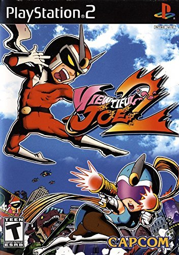 Ps2 Viewtiful Joe 2
