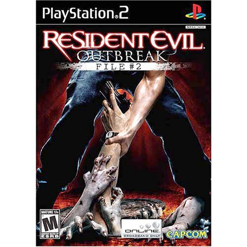Ps2 Resident Evil Outbreak File 2