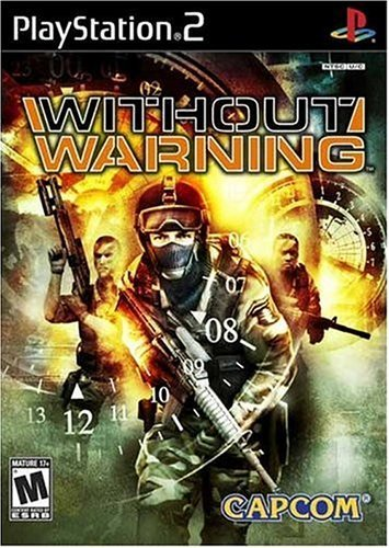 Ps2 Without Warning