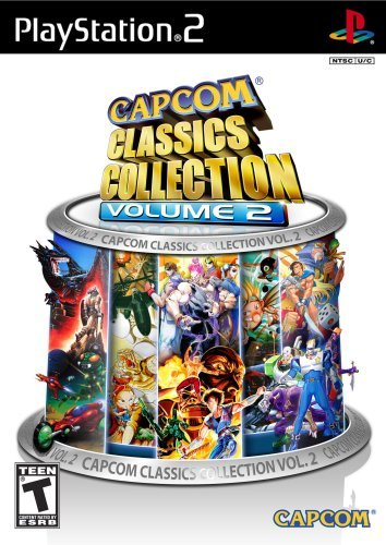 Ps2 Capcom Classics Coll. Vol. 2