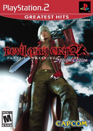 Ps2 Devil May Cry 3 Special Edition Greatest Hits