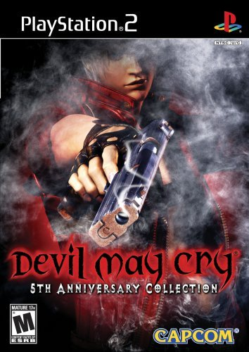 Ps2 Devil May Cry 5th Anniversary