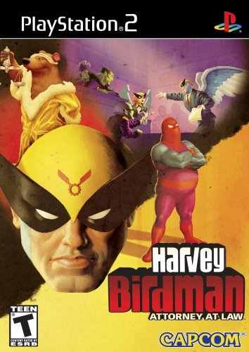 Ps2 Harvey Birdman T