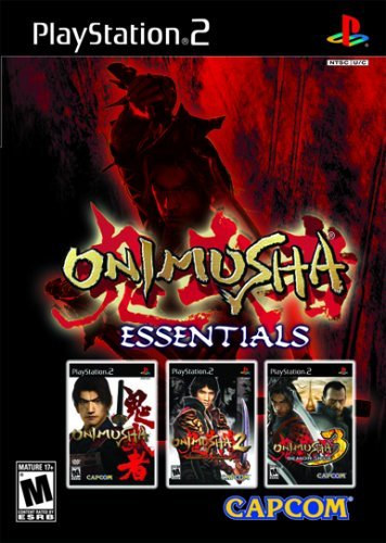 Ps2 Onimusha Essentials