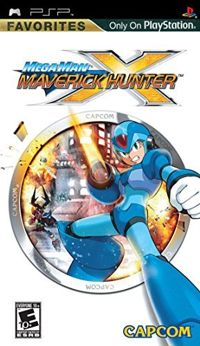 Psp Mega Man Maverick Hunter X