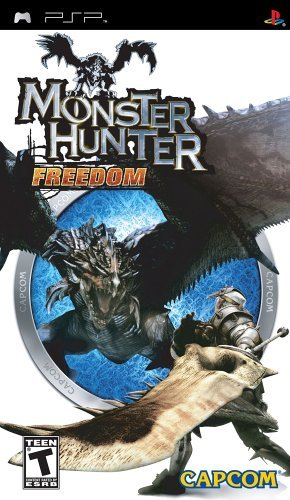 Psp Monster Hunter Freedom