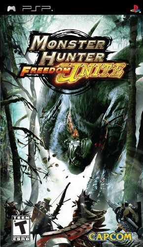 Psp Monster Hunter Freedom Unite Capcom U.S.A. Inc.