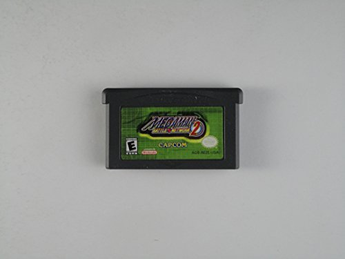 Gba Megaman Battle Network 2