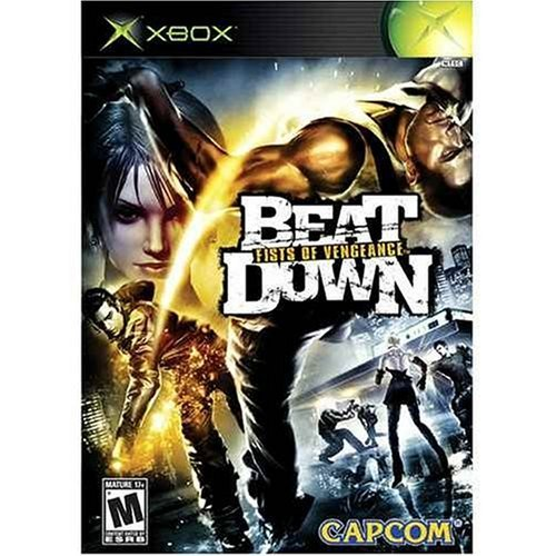 Xbox Beatdown Fists Of Vengeance
