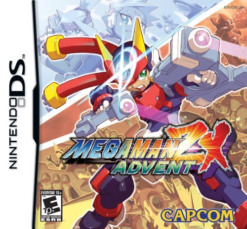 Nintendo Ds Mega Man Zx Adventures Capcom E