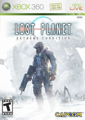 Xbox 360 Lost Planet Capcom