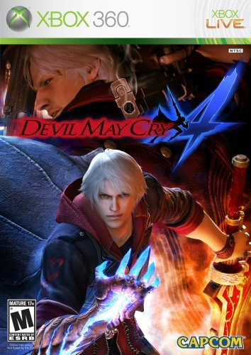 Xbox 360 Devil May Cry 4 Capcom M