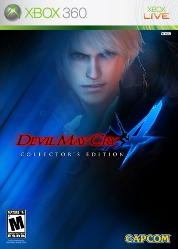 Xbox 360 Devil May Cry 4 Coll Edt