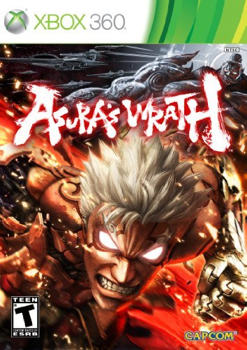 Xbox 360 Asura's Wrath