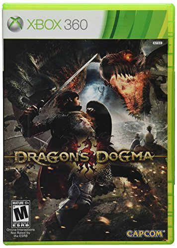 Xbox 360 Dragons Dogma Capcom U.S.A. Inc. M