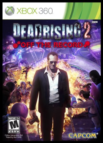 Xbox 360 Dead Rising 2 Off The Record