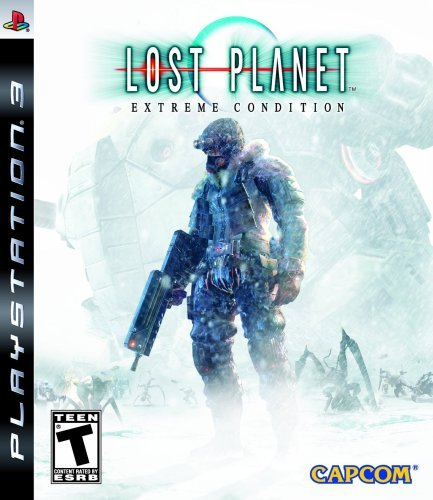 Ps3 Lost Planet Extreme Condition Capcom T