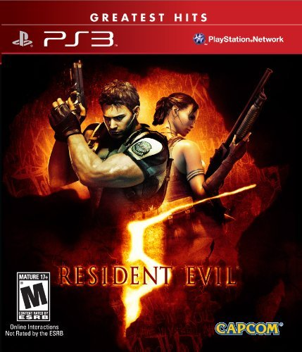 Ps3 Resident Evil 5 Capcom U.S.A. Inc. M