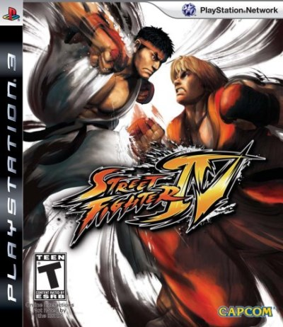 Ps3 Street Fighter Iv
