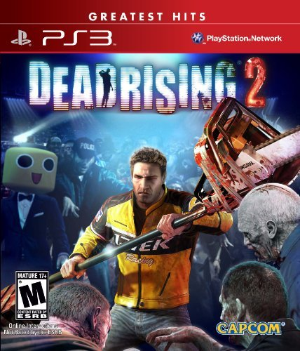 Ps3 Dead Rising 2 Capcom U.S.A. Inc. M