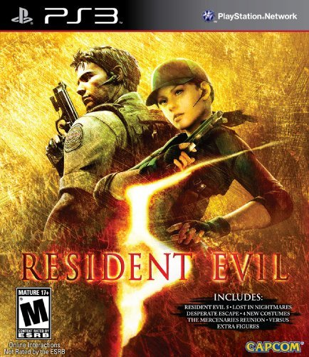 Ps3 Resident Evil 5 Gold Edition Capcom U.S.A. Inc. M