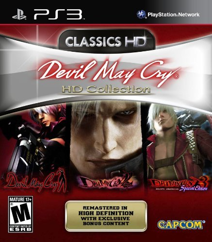 Ps3 Devil May Cry Collection