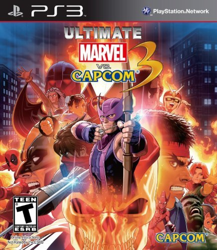 Ps3 Ultimate Marvel Vs. Capcom 3 Capcom U.S.A. Inc. T
