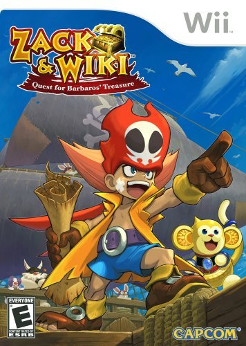 Wii Zack & Wiki Quest For Barbaro Rp