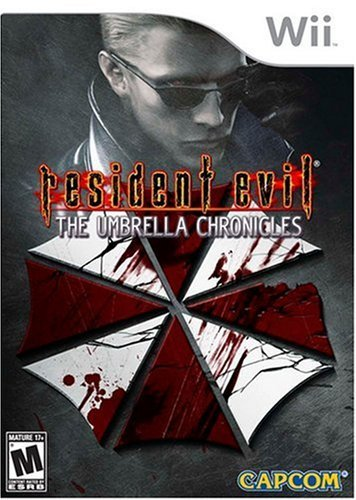 Wii Resident Evil Umbrella Chroni M