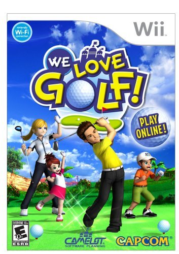 Wii We Love Golf