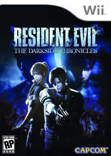 Wii Resident Evil Darkside Chronicles