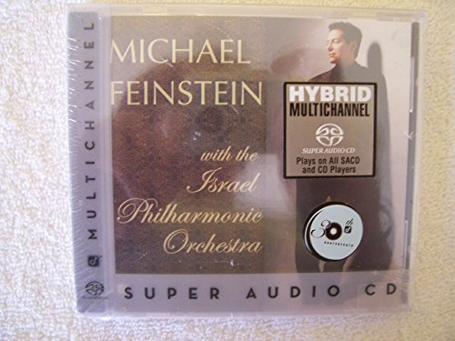Michael Feinstein With The Israel Philharmonic O Sacd Hybrid