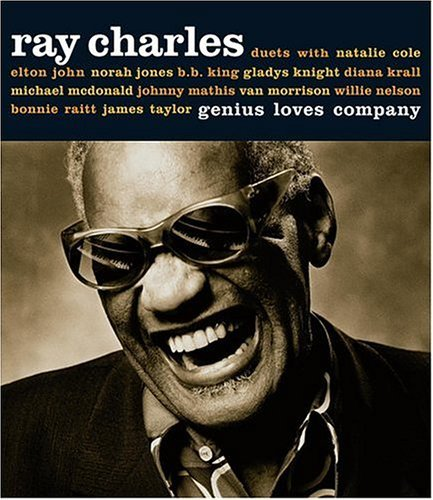 Ray Charles Genius Loves Company Sacd Feat. Jones Taylor Krall Cole