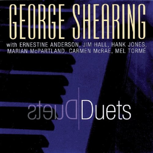 George Shearing Duets CD R