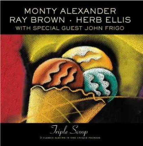 Alexander Brown Ellis Triple Treat 2 CD