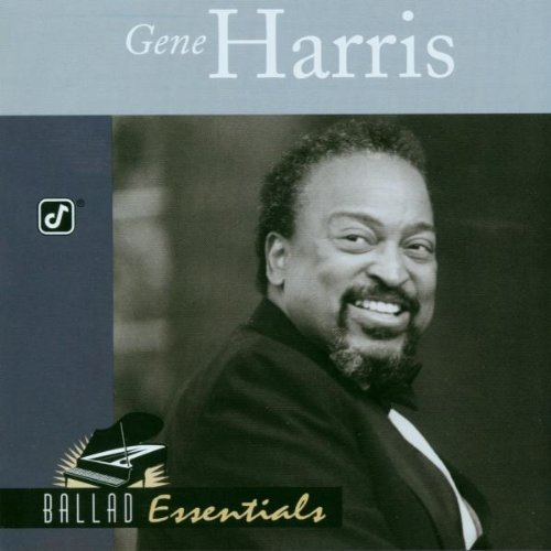 Gene Harris Ballad Essentials CD R