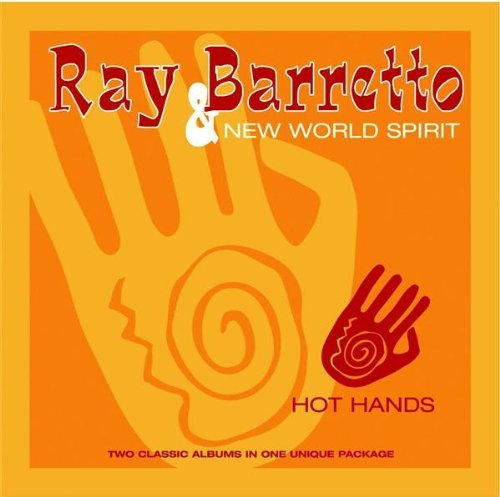 Ray & New World Spiri Barretto Hot Hands 2 CD