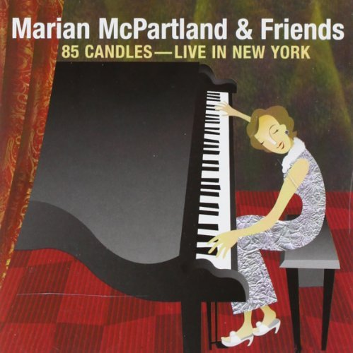 Marian Mcpartland 85 Candles Live In New York 2 CD