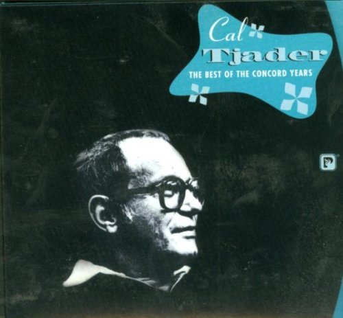 Cal Tjader Best Of The Concord Years 2 CD