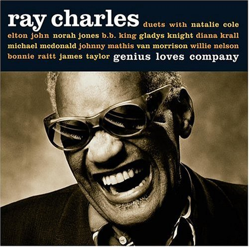 Ray Charles Genius Loves Company Enhanced CD