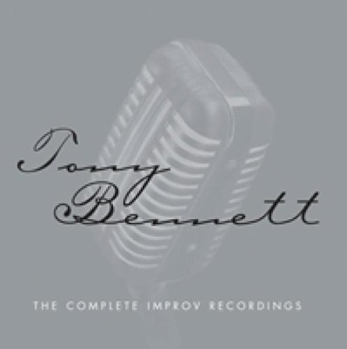 Tony Bennett Complete Improv Recordings 4 CD
