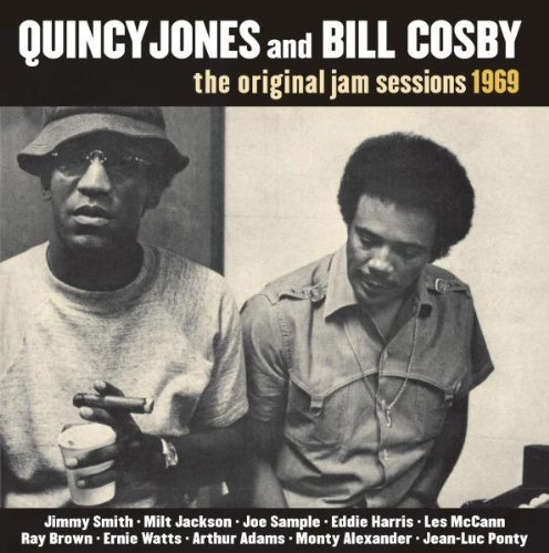 Jones Cosby Original Jam Sessions '69