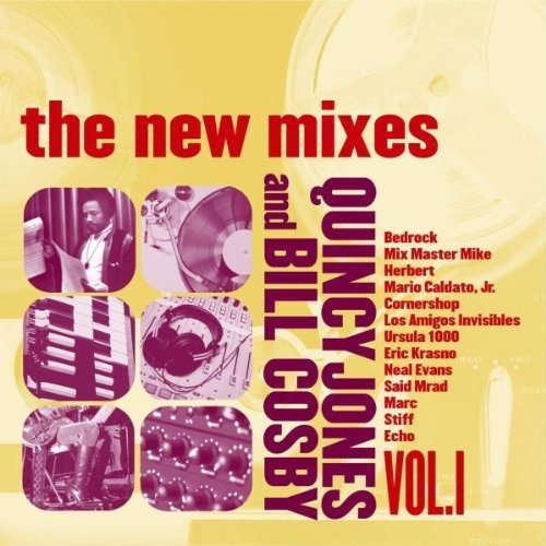 New Mixes Vol. 1 New Mixes Cornershop Bedrock Herbert Ursula 1000 Marc Stiff Echo