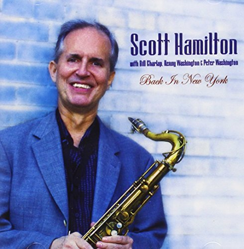 Scott Hamilton Back In New York