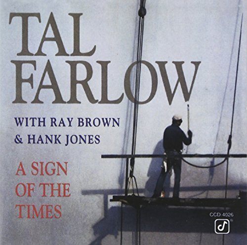 Tal Farlow Sign Of The Times CD R