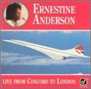 Ernestine Anderson Live From Concord To London