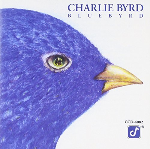 Charlie Byrd Bluebyrd CD R