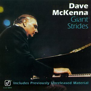 Dave Mckenna Giant Strides CD R