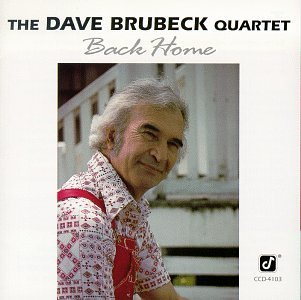 Dave Quartet Brubeck Back Home