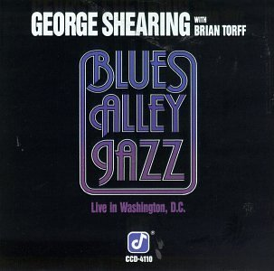 George Shearing Blues Alley Jazz